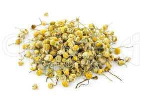 Medicinal chamomile herbs