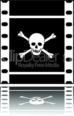Pirated movie