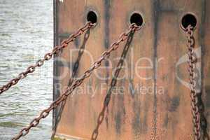 Schiffsanleger