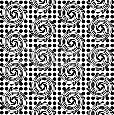 spot twirl background