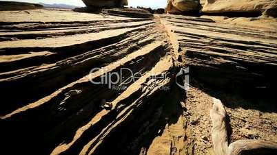 Wind & Water Rock Erosion