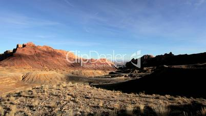 Panoramic Beauty of a National Park