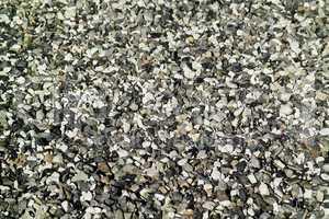 Steine am Meer Strand