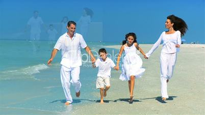 Montage of Healthy Vacation Activities & Fun