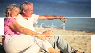 Montage of Sport & Leisure in Retirement