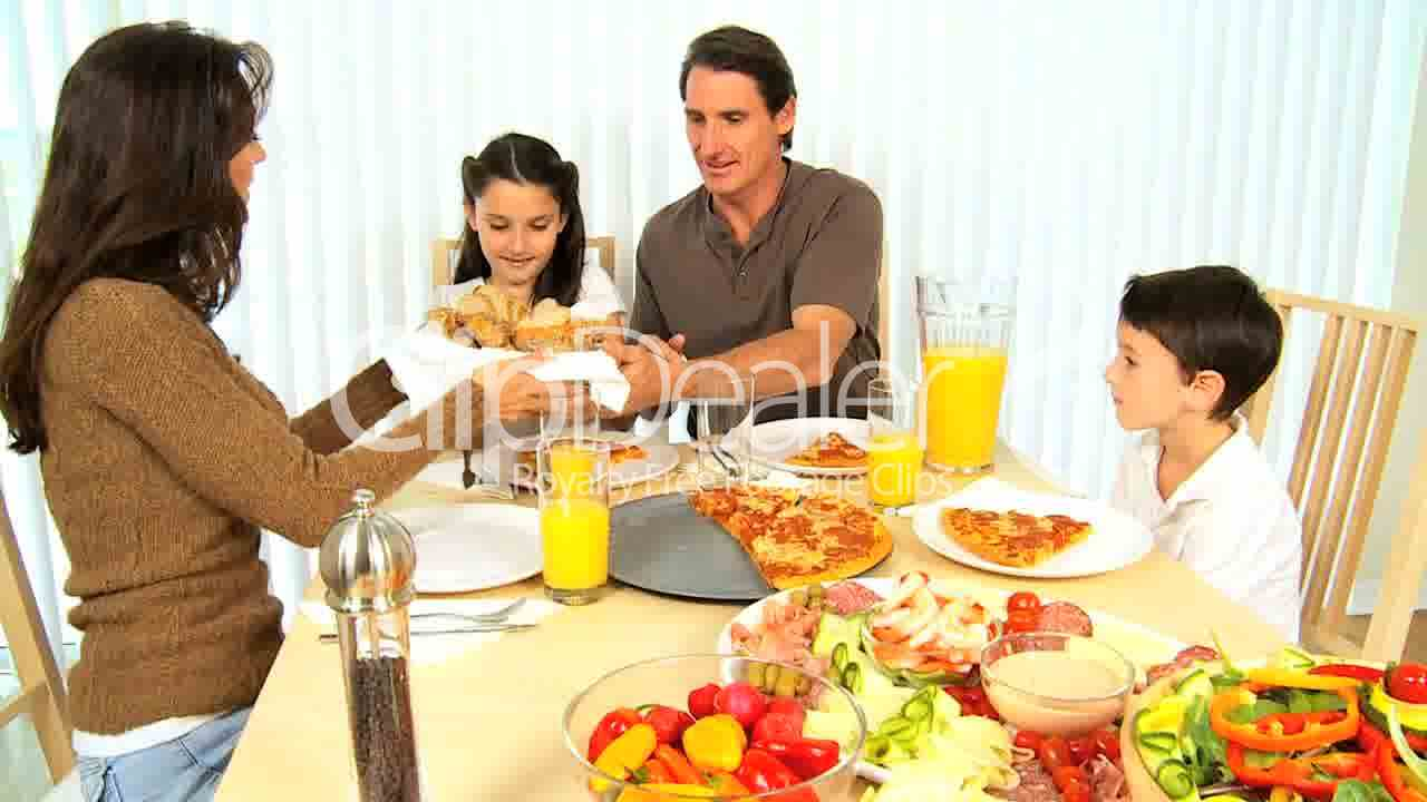 eating together Family mealtimes may be going out of fashion, but studies indicate there are multiple benefits to eating together if there is one tradition that spans all cultures, it is a sit-down meal with family and friends.