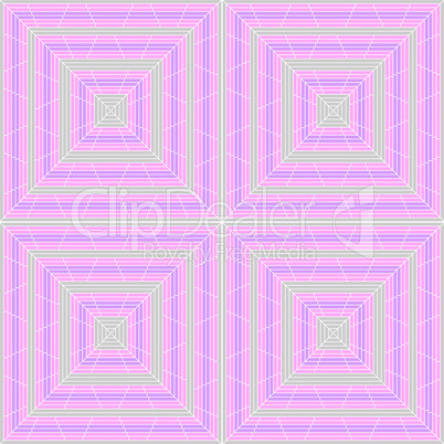 Seamless square ceramic background