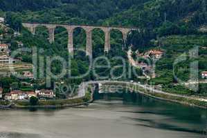 Douro Valley - Town Oliveira do Douro