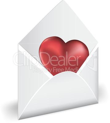Love mail.