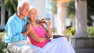 Montage of Seniors & Their Retirement Lifestyle