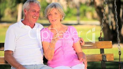 Montage of  Happy Retirement Lifestyle