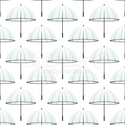 Seamless umbrella