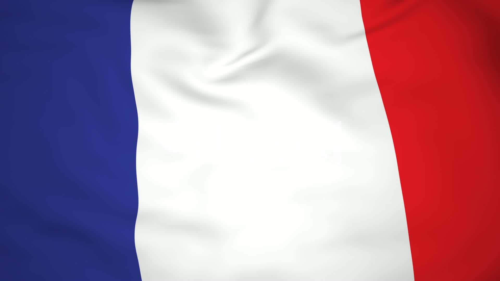 The Background Of Flag France Video Royalty Free And Stock Footage