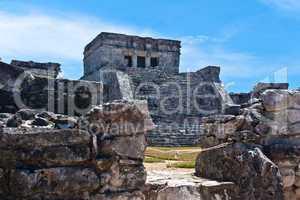 The Castle, El Castillo, Tulum)