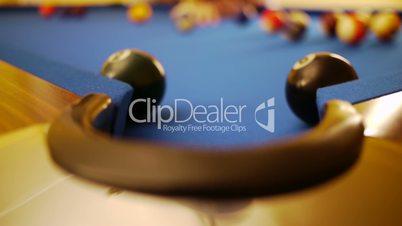 Billiard - Passing Black Eight
