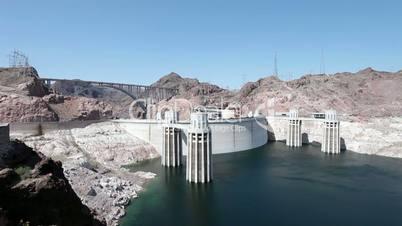 Hoover Dam Colorado River P HD 9297
