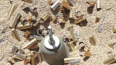 Pistol bullet brass cleaning P HD 8315