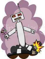 Giant Robot Attacks