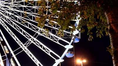 Panoramic Wheel in Vise'
