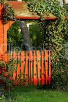 Tor zum Garten