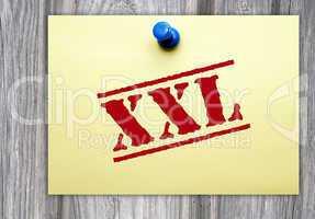 XXL - Angebot
