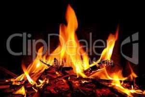 Feuer - fire 09