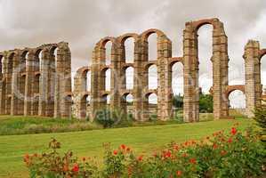 Merida Aquädukt - Merida Aqueduct 01