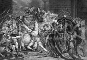 William Walworth Lord Mayor of London Killing Wat Tyler