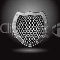 Metal sheild secure