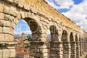 Segovia Aquädukt - Segovia Aqueduct 08