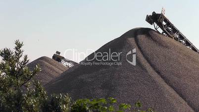 Conveyor Belt - gravel pit