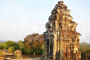 Landscape of Angkor Cambodia