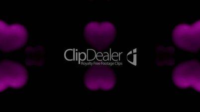 purple heart.wedding,flare,festival,aurora,glow,pulse,
