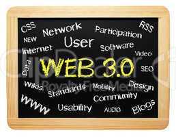 WEB 3.0 - Internet Concept