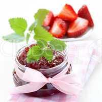 frische Marmelade / fresh jam