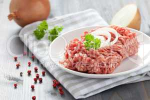 frisches Hack / fresh minced meat