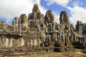 Bayon Temple Architecture