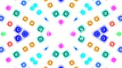 color dot array background.mosaics,particle,symbol,dream,vision,idea,creativity,