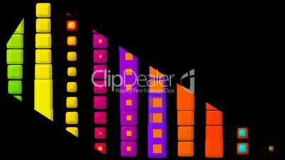 color button dance,music rhythm show.computer,creativity,pattern,technology,entertainment,pulse,