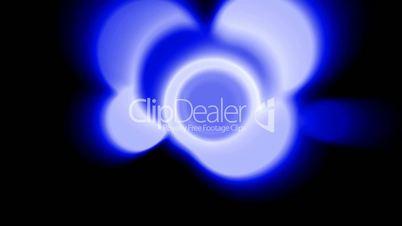 blue circle light.aura,blue,blur,bright,circle,electric,energy,flash,