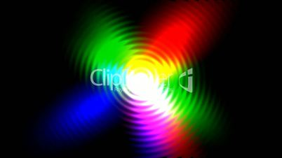 flare circle light with ripple,disco laser ray.aura,blue,bright,flash,flowing,