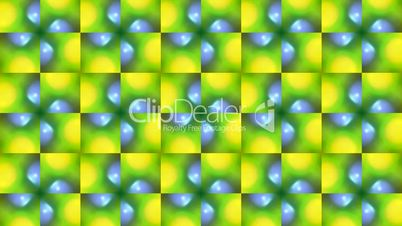 color flower mosaics array,fancy pattern and light,disco ligth texture.