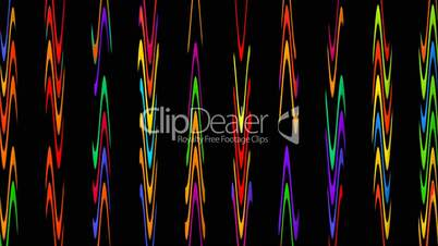 color waveform rhythm background.Design,symbol,dream,vision,idea,creativity,art.