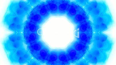 blue flower lotus pattern,orient fancy texture.Buddhism Mandala flower,kaleidoscope,oriental religion texture.
