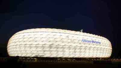 Fußballstadion München