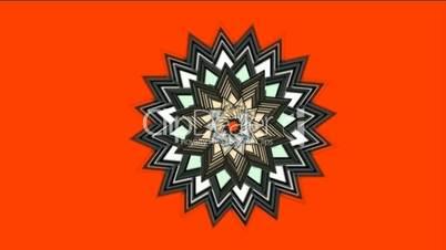buddhism lotus mandala,retro flower pattern,oriental religion texture.