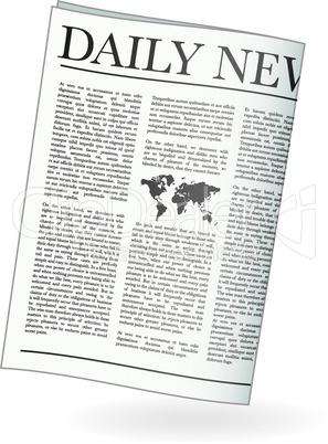 Newspaper variation