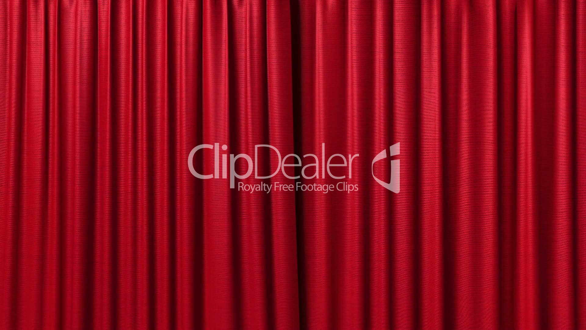 Opening and closing red curtain stock animation royalty free stock - Royalty Free Videos