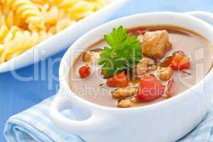 frischer Gulasch / fresh goulash