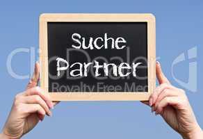 Suche Partner